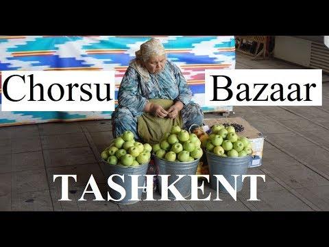 Uzbekistan/Tashkent Chorsu Bazaar Part 29