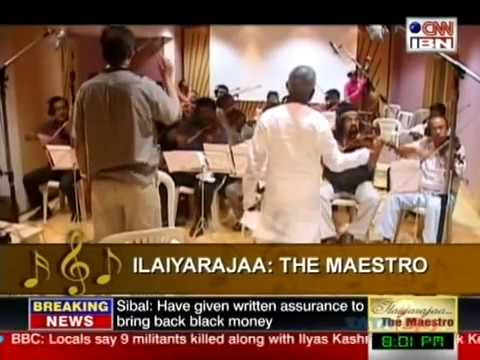 A tribute to Ilayaraja - CNN-IBN