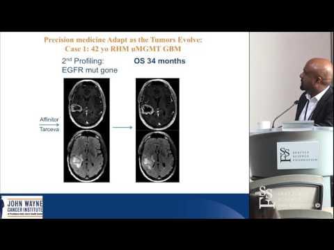 Precision Immunotherapy Approaches for Brain Cancers - Santosh Kesari, M.D., Ph.D., FANA, FAAN