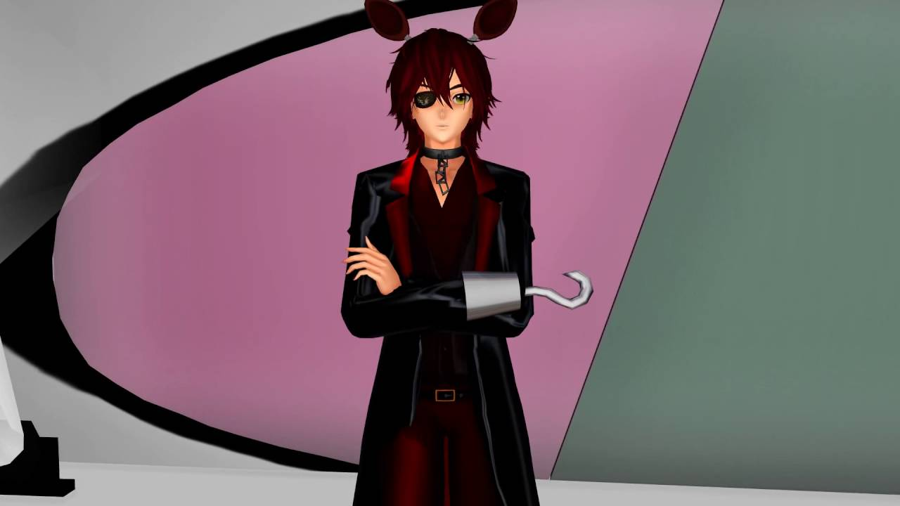 Download FNaF2 Vine ~Foxy is an Overly Protective Brother - FNAF x MMD