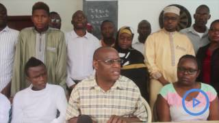 ICPC Executive Director condemns the incarceration of Walter Menya
