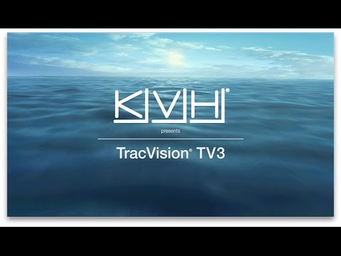 KVH Presents TracVision TV3