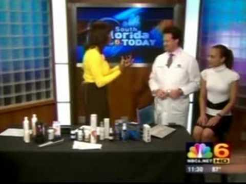 Genetic Hair Loss Testing; Hair Loss Treatments NBC Today Show/Florida Today