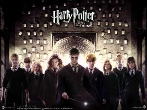 harry potter 5 trailer music