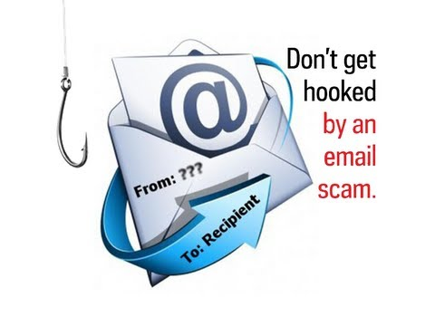 Forex email scam phishing