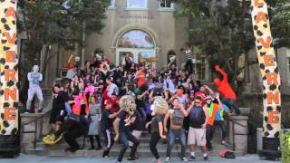 University of La Verne Harlem Shake