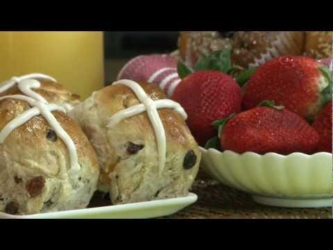 How to Make Hot Cross Buns | Easter Recipe | Allrecipes.com