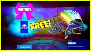 *NEW* FREE EQUALIZER GLIDER..! Fortnite Battle Royale