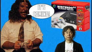 The Nintendo 64 Classic Edition is DEFINITELY Coming!