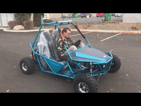 Kandi Viper 200GKM-2A Go Kart Review