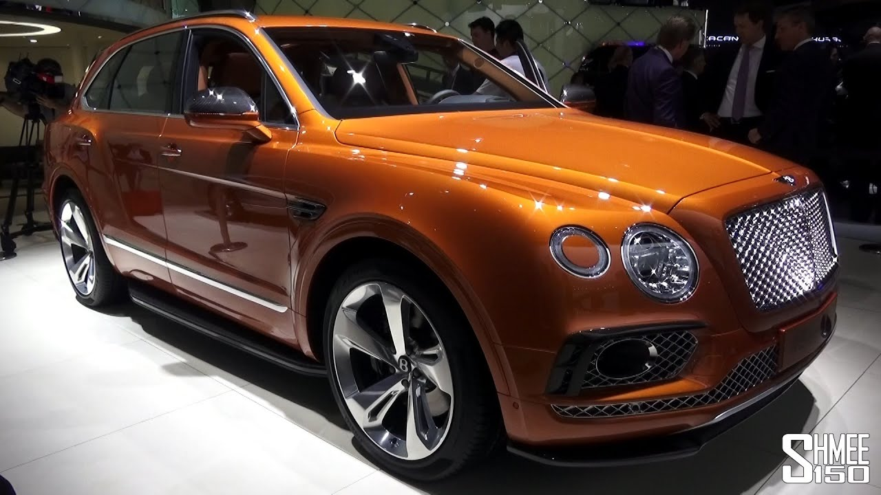 bentley bentayga 2016 youtube with Watch on Luxury Suv Sneak Preview Whats Next From Bmw Benz Tesla And More moreover Watch additionally Photos in addition 1084374 infinitis New  pact Car May Spawn A Crossover besides Amg Carbon Ceramic Brakes For The W222 S Class Are Late 66043.