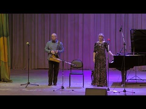 Стас Ярошевский (флейта) и Андрей Горбачёв (балалайка)