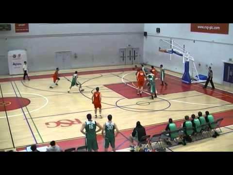 SGS College vs City of Plymouth College - EABL Week 21 [04/03/15]