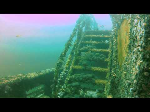 Cromer Shipwreck, The St. Mark, Spalding Sub Aqua Club