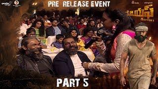 KGF (Telugu) Pre Release Event Part 5 | Yash | Srinidhi Shetty | Prashanth Neel