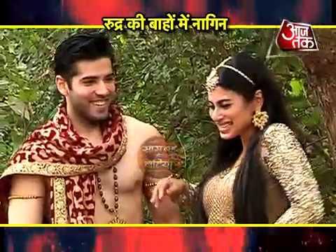 OMG! Shivangi In Rudra