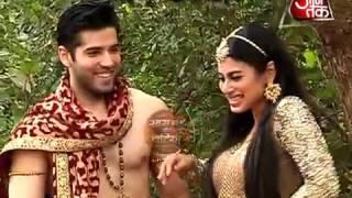 OMG! Shivangi In Rudra's Arms