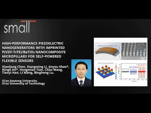 High-Performance Piezoelectric Nanogenerators