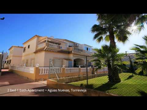 Excellent apartment in Aguas Nuevas, Torrevieja