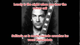 Lonely is the night Billy squier (subtitulado en español)