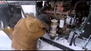 National Geographic Documentary - Mega Structures South Pole Station National Geographic part 1