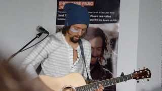 Jason Mraz - 93 Million Miles @ Showcase Fnac Forum des Halles, Paris.