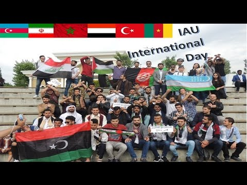 IAU international Day 2017