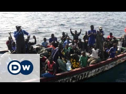 Spain and Senegal stop illegal immigration | DW News