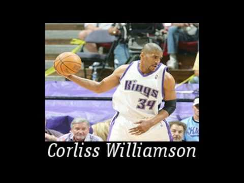 Corliss Williamson and Boys and Girls Club