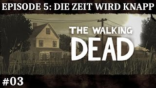 The Walking Dead - Kapitel 5 #3 Kenny   Facecam   Let´s Play