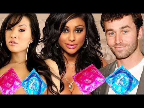 Porn Stars Required To Wear Condoms in California