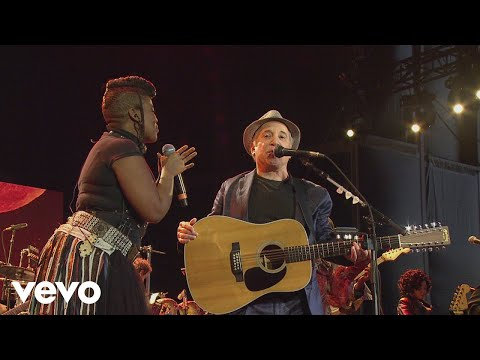 Paul Simon - Under African Skies (from The Concert in Hyde Park) Mp3