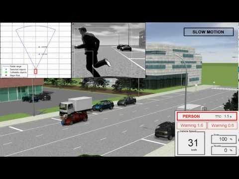 DGIST : Pedestrian Detection System (보행자 검출) | Doovi