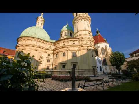 Graz - the most beautiful City in Europe ( Timelapse Video)