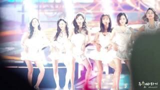 151230 KBS 가요대축제 소녀시대 서현 - Lion Heart