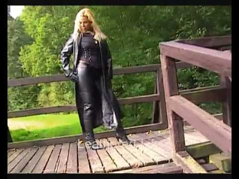 Bianca Beauchamp - Westward Bound: Latex Atomic Latex Uniform from YouTube · Duration:  1 minutes 5 seconds