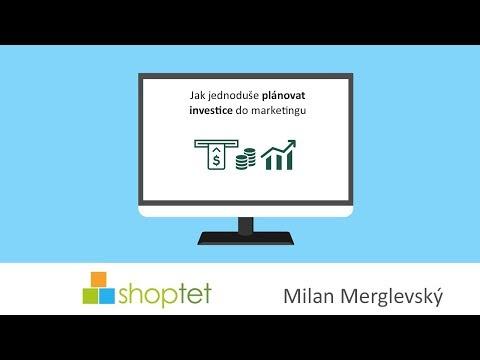 Webinář: Jak jednoduše plánovat investice do marketingu