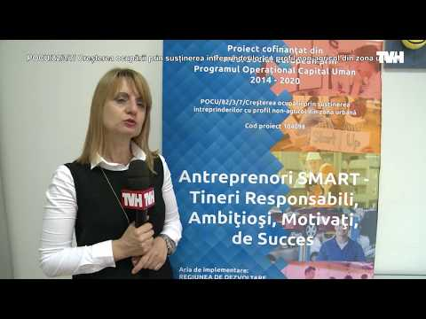 Jurnal Stiri - 05 11 2018 - TVH ANTREPRENORI SMART