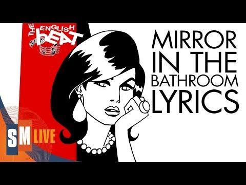 The English Beat - Mirror In The Bathroom [LYRICS] HQ
