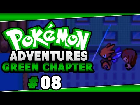 Pokemon Adventure Green Chapter Rom Hack Part 8 WHAT IS THAT?! Gameplay Walkthrough