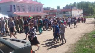 9 мая пгт Калашниково
