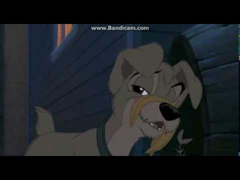 Lady And The Tramp 2 Scamp S Adventure Scamp Meets Angel Finnish Youtube