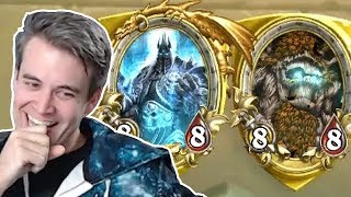 (Hearthstone) Going Big with Unstable Evolution