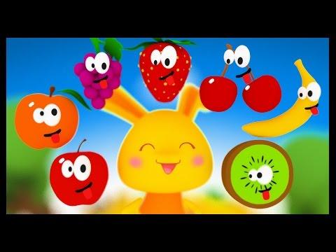 Apprendre les fruits en français - Titounis Découverte - Dessin animé et comptines