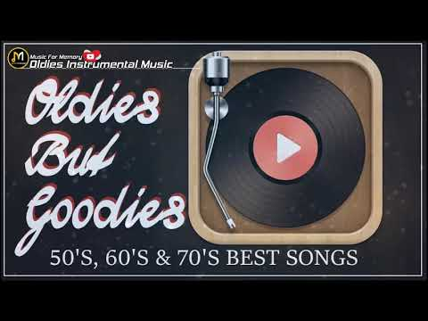 Greatest Hits Golden Oldies - Instrumental Songs 50s And 60s