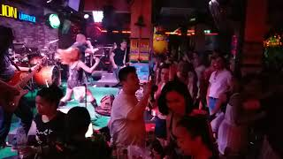 Welcome to Lion live music bangla road Patong beach Phuket Thailand