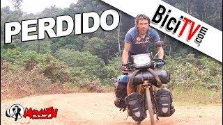 biciclown perdido en gabn la vuelta al mundo en bicicleta