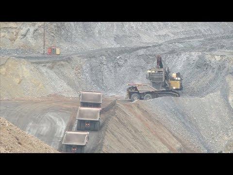 Rio Tinto Kennecott Copper Mine