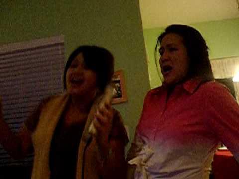 Karaoke gone wrong!..