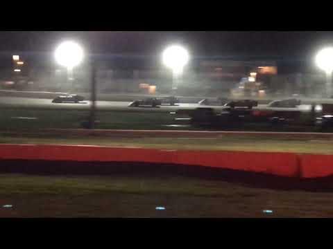 WISSOTA Super Stock Feature Race at Casino Speedway 9/21/2019
